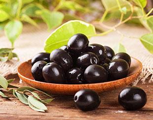 Черни маслини CONFIT (стерилизирани)